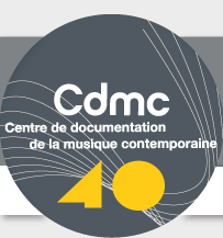 Centre de documentation de la musique contemporaine