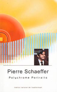 Pierre Schaeffer, Portrait polychrome n°14