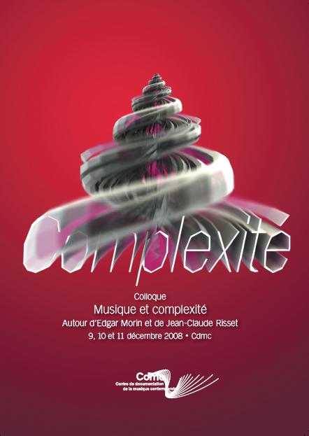 Affiche Musique et complexité