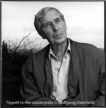 TIPPETT Michael (1905-1998)