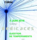 Dédicace- Questions de Tempéraments