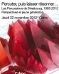 Percuter, puis laisser résonner... Les Percussions de Strasbourg 1962-2012