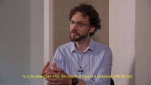 Sébastien Béranger: Expanding acoustic space