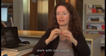 The Composer at Work: Claire-Mélanie Sinnhuber