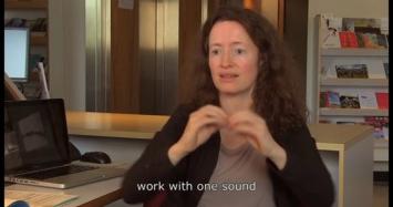 Le compositeur à l'oeuvre: Claire-Mélanie Sinnhuber