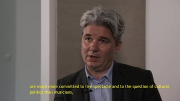 Wilfried Wendling: Composers in politics