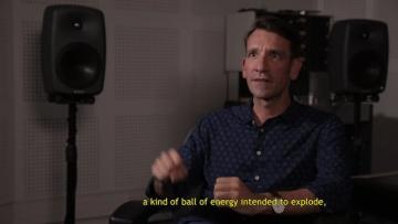 Benjamin Dupé: Le temps de la scène
