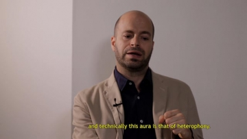 Luca Antignani: Praise of the double