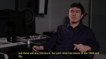 Juan Pablo Carreno: Une certaine latinité